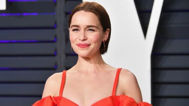 [NATL-AH] Emilia Clarke 'Cheated Death Twice' After Brain Aneurysms