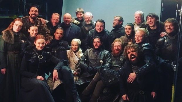 [NATL-E] 'Game Of Thrones' Stars Share Memories Before Series Finale