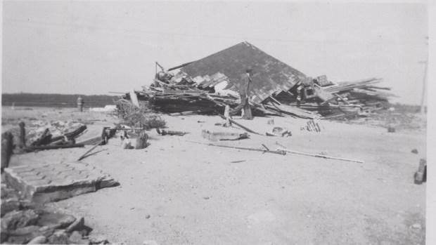 [HAR] Interviews with 1938 Hurricane Survivors