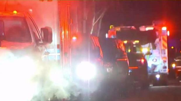 [HAR] 1 Dead After House Fire in East Haddam