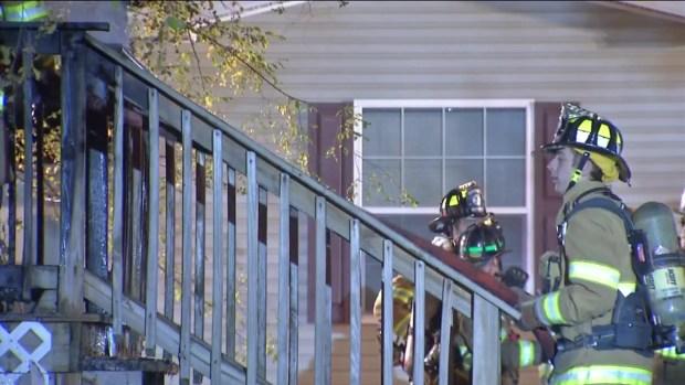 [HAR] 1 Dead in East Windsor Mobile Home Fire