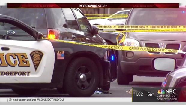 [HAR] 1 Dead in Officer Involved Shooting in Bridgeport