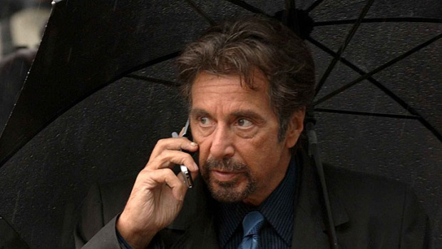 "Al Pacino and James Toback Sign On for ""Gotti"""