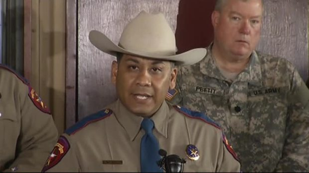 [DFW] Texas DPS Updates West Recovery Efforts