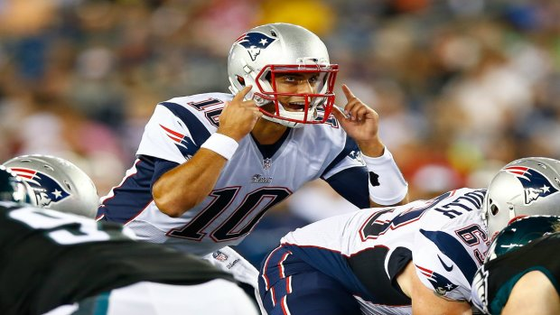 Looking at Jimmy Garoppolo's Time With the Patriots