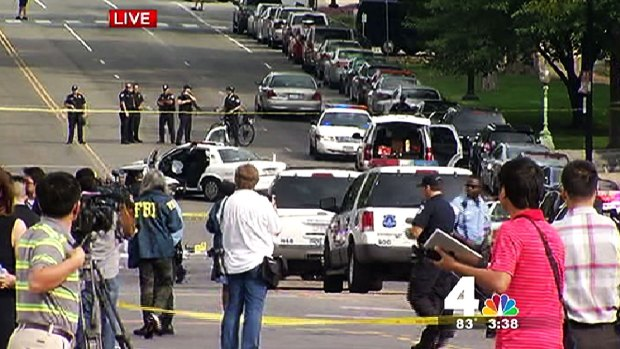 [DC] Witnesses Recall Capitol Hill Shooting Scene