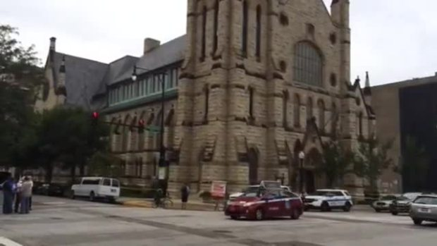 Woman Killed by Falling Facade From Chicago Church
