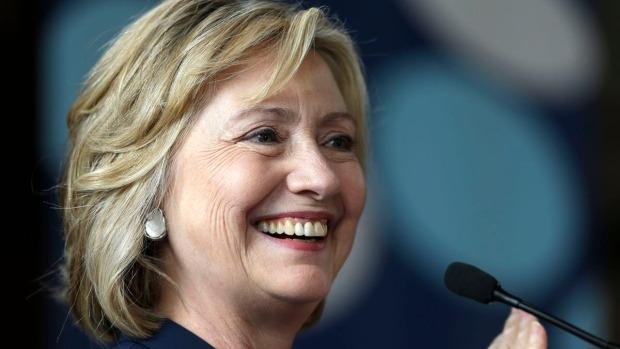 [PHI] Clinton, Albright, Others Speak at Philly Conference