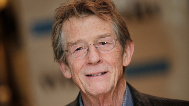 John Hurt: A Life in Photos