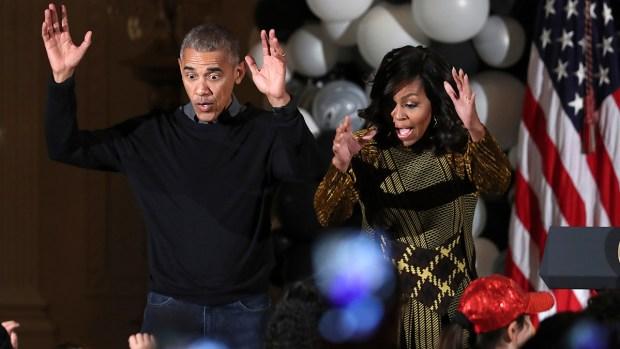 PHOTOS: Halloween at the White House