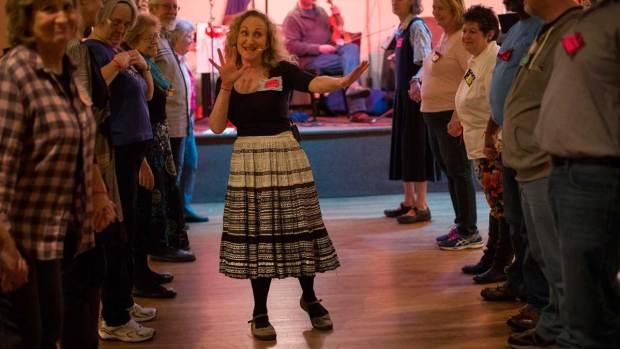 [NATL] Dancing Brings Joy, Relief to Veterans with PTSD