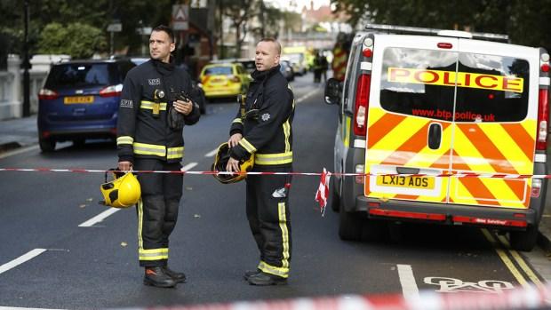 UK prime minister slaps down Trump's bombing speculation