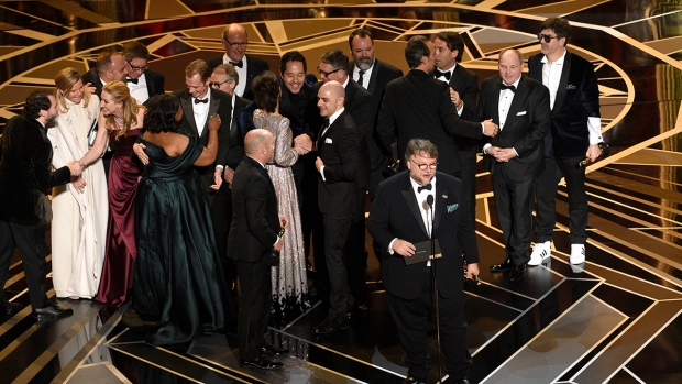 Best Moments from the 2018 Oscars