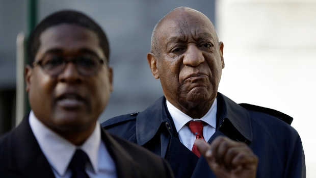 [NATL] Cosby Sex Assault Retrial: Guilty on All 3 Counts