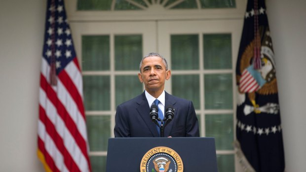 "[NATL] ""Justice That Arrives Like a Thunderbolt"": Obama on Marriage Equality Ruling"