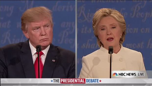 [NATL] Candidates Heatedly Discuss Late-Term Abortions at Debate