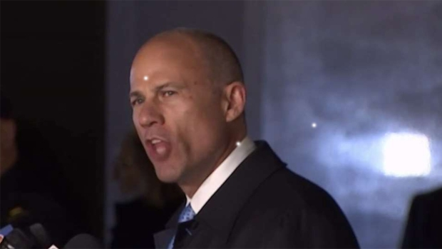 [NATL-NY] Avenatti Released on Bond, Says He'll Be 'Fully Exonerated'