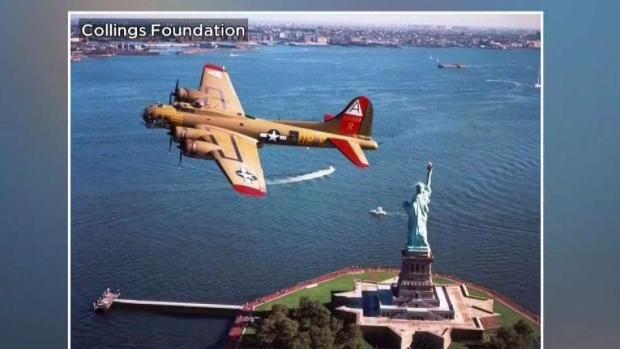 [HAR] B-17 Pilot Reacts to Deadly Bradley Airport Crash