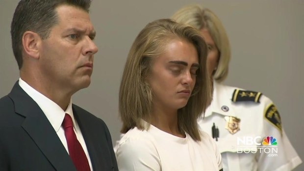 [NECN] Michelle Carter Sentenced for Teen's Death in Texting Suicide Case