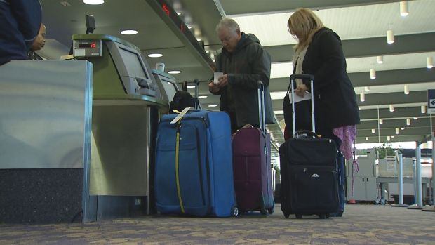 Travelers Brace For Airport Delays As Storm Approaches