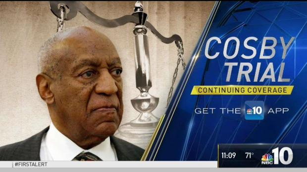 Cosby set for 3rd day of sexual assault trial