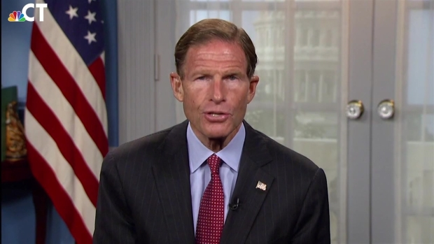 Sen. Blumenthal on Metro-North PTC Implementation