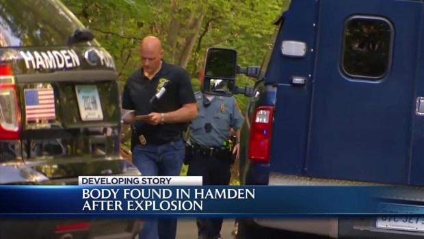 [HAR] Body Found After Explosion in Hamden