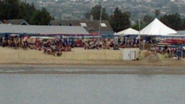 Images: Shooting at Boy Scout Camp in San Diego