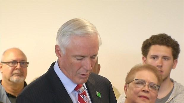 [HAR] Bridgeport Mayor Steps Out of Race