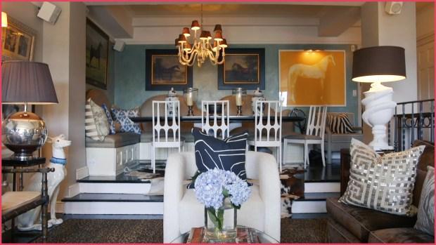 [NATL] Carson Kressley's Stylish Park Avenue Home