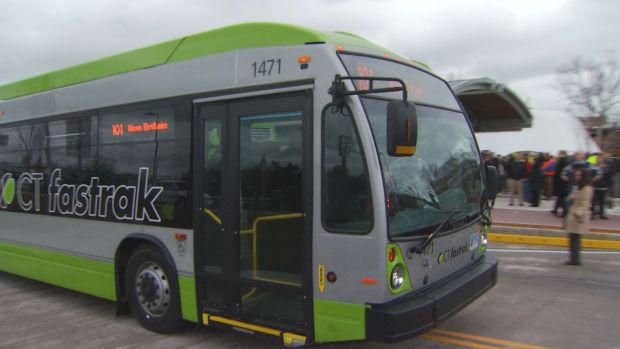 [HAR] CTfastrak Starts Operations