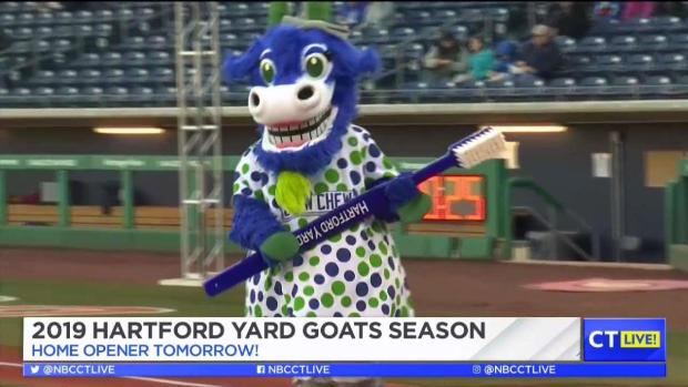 [HAR] CT LIVE!: A Look Ahead to Yard Goats Opening Day