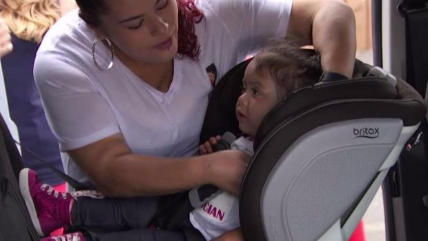 [HAR] Car Seat Law About to Change in Connecticut
