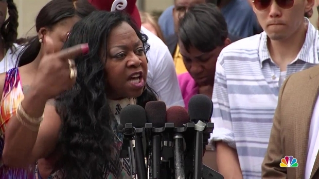 Philando Castile's Mother: 'We're Going Back Down to 1969'