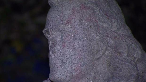 Columbus Statues in Middletown, New Haven Vandalized