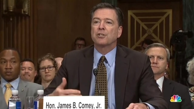 Comey 'Mildly Nauseous' at Thought FBI Swayed Election