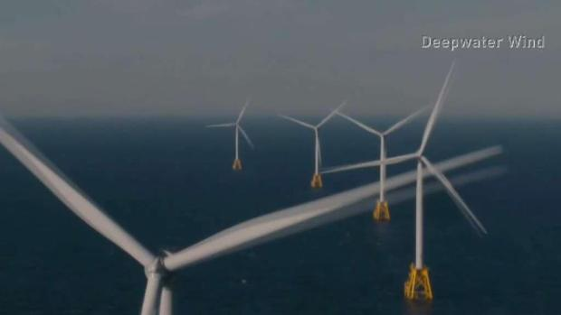 Connecticut Looking to Offshore Wind to Power Homes