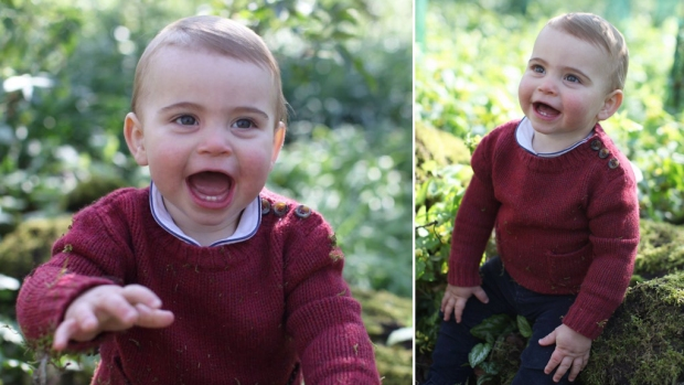 [NATL] Royal Family Photos: Kate Middleton Releases New Louis Photoset Ahead of 1st Birthday