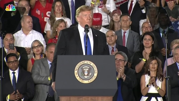 [NATL] President Trump: 'A New Day is Coming in Latin America'