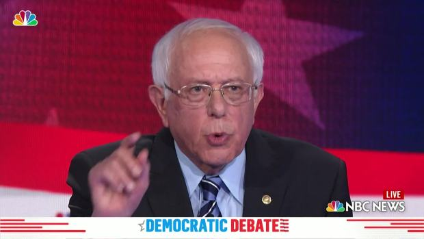 Bernie Sanders: 'That's How We Beat Trump, We Expose Him for the Fraud That He Is'