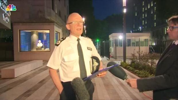 [NATL] Metropolitan Police Provide Update on London Terror Attack