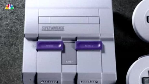 [NATL] Nintendo Goes Back Into Retro Gaming Market With SNES Classic