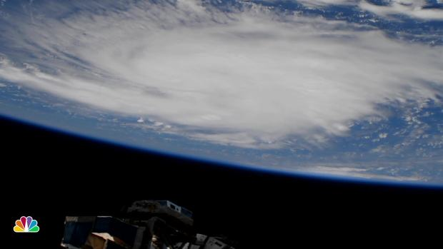 [NATL] WATCH: ISS Video Shows Hurricane Dorian From Space