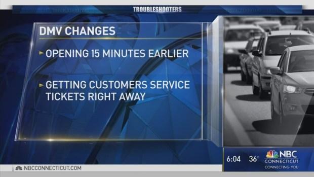 Cracking the Code on CT DMV Wait Lines   NBC Connecticut
