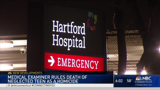 [HAR] Death of Hartford Teen With Autism Ruled Homicide