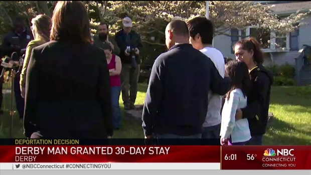 Illegal immigrant in CT granted 2-year stay of deportation to Guatemala