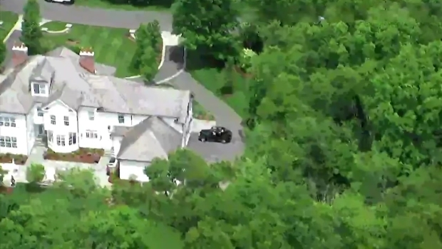 WATCH: DroneRanger Spots Investigators on Dulos Farmington Property