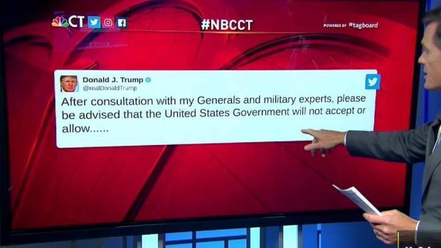 [HAR] Elected Officials Condemn Military Transgender Ban