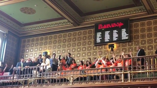 [HAR] Supporters Celebrate as Ethan's Law Passes Senate