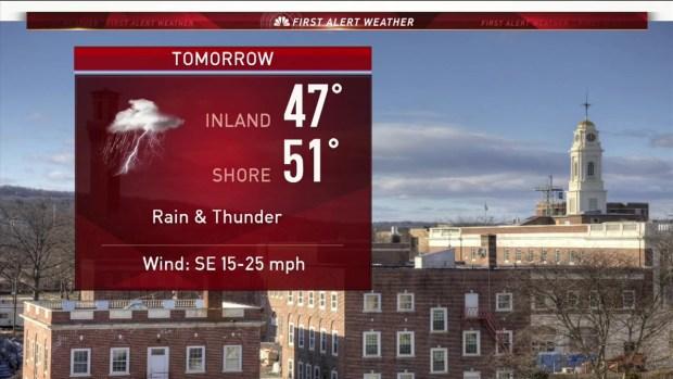 Evening Forecast for April 3